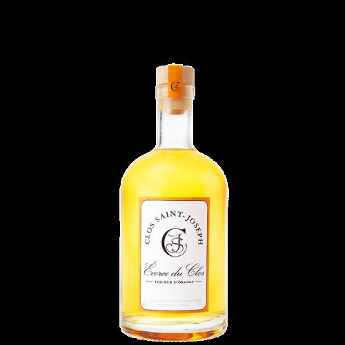 """Liqueur d'Orange """"Écorce du Clos"""" 39% 50cl Clos St Joseph"""