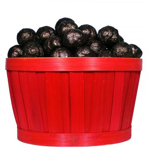 Escargots de Bourgogne au Chocolat noir praliné - Panier de 2Kg