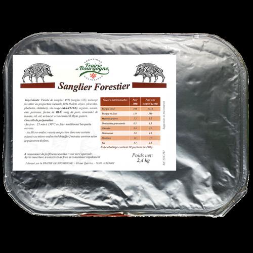 Sanglier Forestier 2.4Kg - Frairie de Bourgogne