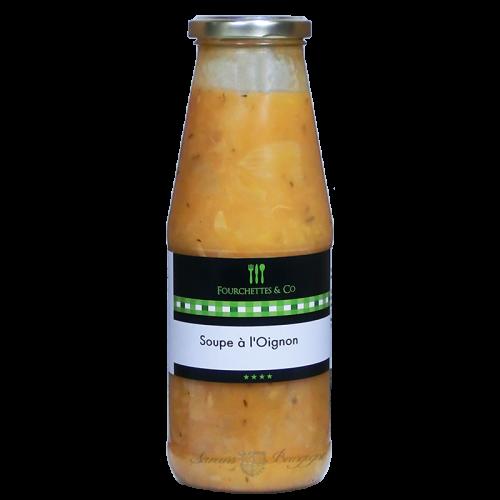 Soupe à l'oignon 660ml