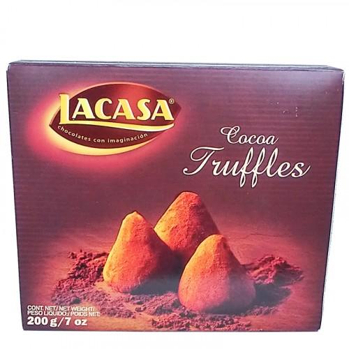 Truffes aux chocolats 200g