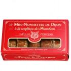 10 Mini-Nonnettes Framboise 190g