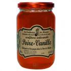 Confiture Poire-Vanille 380g