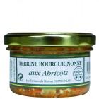 Terrine Bourguignonne aux abricots 90g