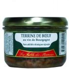Terrine de Boeuf au Vin de Bourgogne 200g