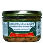 Terrine Morvandelle aux Cèpes 200g