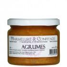 Confiture Agrumes 370g Marmelure & Confitade
