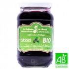 Confiture Cassis Bio 310g