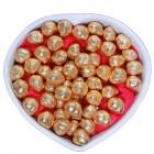 Coeur escargots Chocolat au lait 1Kg