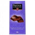 Chocolat au lait fourré à la mousse de chocolat au lait 160g Prestige de Bourgogne