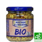 Moutarde à l'ancienne Bio 190g