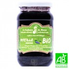 Confiture Myrtille sauvage Bio 380g