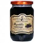 Confiture Myrtille sauvage 380g