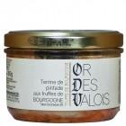 Terrine de Pintade aux Truffes de Bourgogne 180g