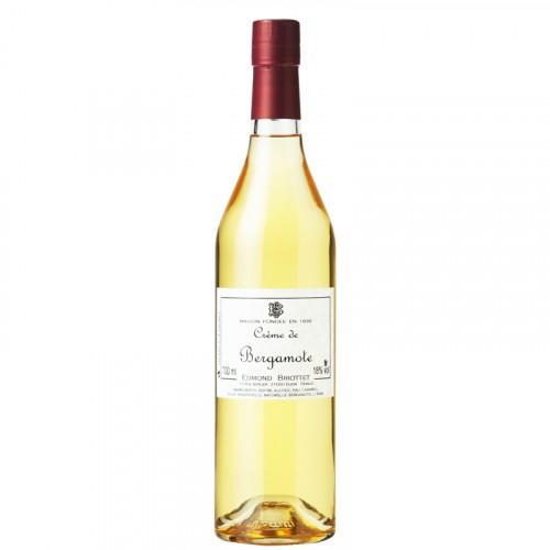 Bergamote Crème 18% 70cl Briottet