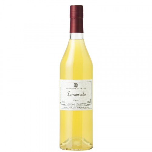 Lemoncelo Liqueur 24% 70cl Briottet