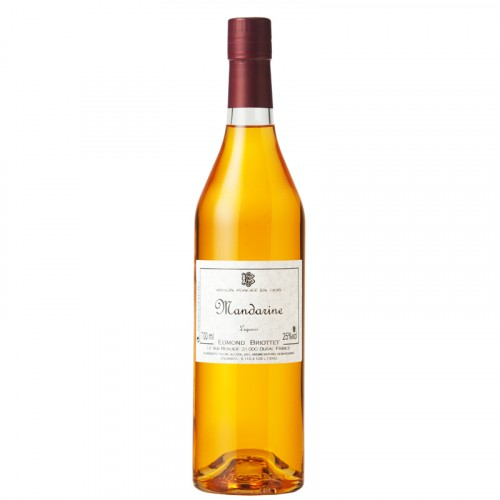 Mandarine Liqueur 25% 70cl Briottet