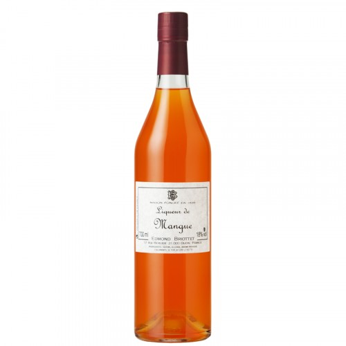 Mangue Liqueur 18% 70cl Briottet
