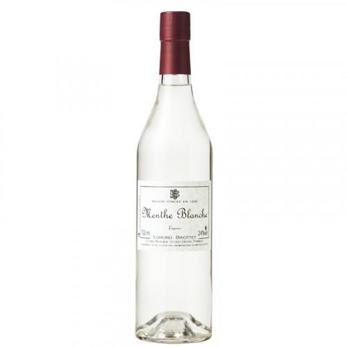 Menthe blanche Liqueur 24% 70cl Briottet