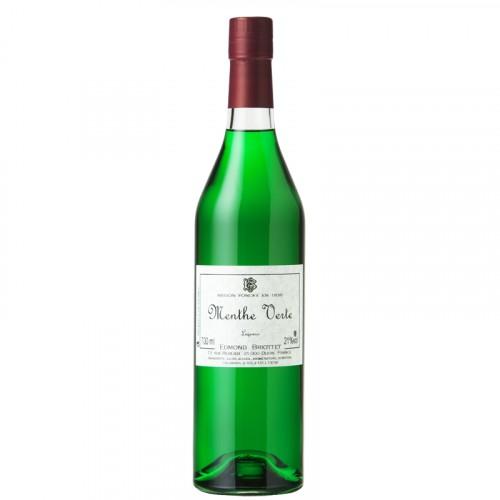 Menthe verte Liqueur 21% 70cl Briottet