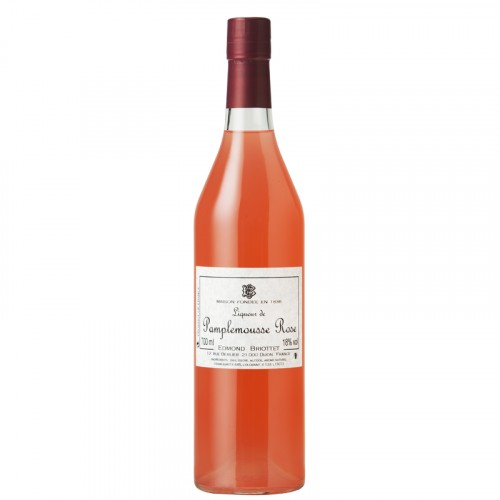 Pamplemousse rose Liqueur 18% 70cl Briottet