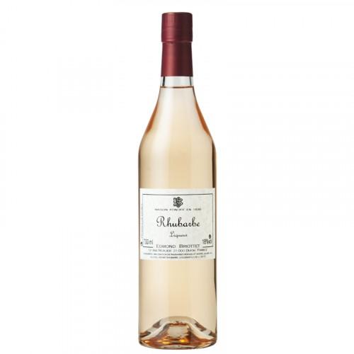 Rhubarbe Liqueur 18% 70cl Briottet