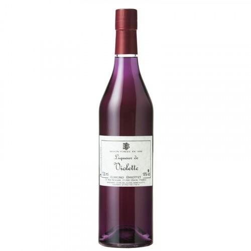 Liqueur de violette 18% 70cl Briottet