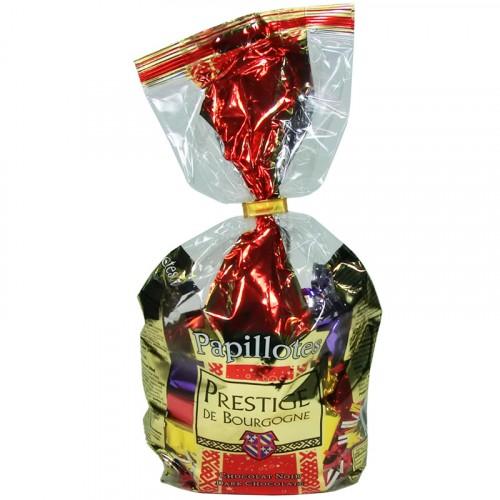 Papillotes chocolat Noir 375g