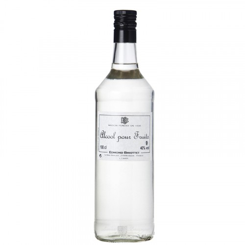 Alcool pour fruits 40% 100cl Briottet