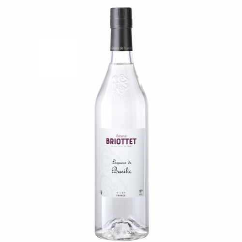 Basilic Liqueur 18% 70cl Briottet