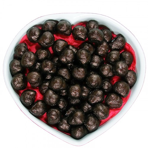 Escargots de Bourgogne au Chocolat noir praliné - Coeur de 1Kg