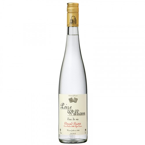 Poire William - Eau de Vie 45% 70cl Briottet