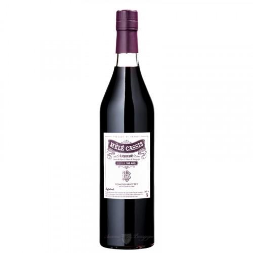 Mélé-Cassis 24% 70cl Briottet