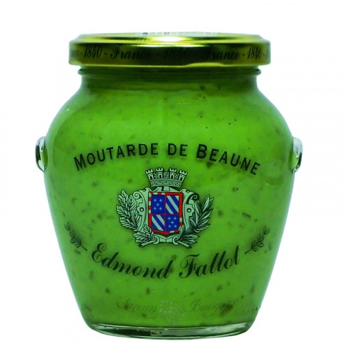 Moutarde verte à l'estragon 310g Fallot