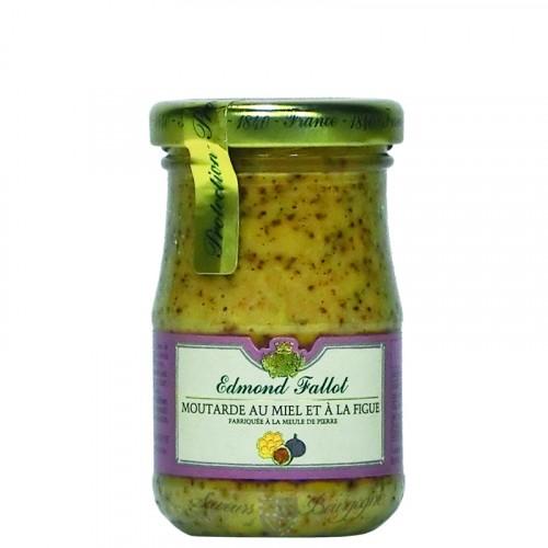Moutarde au Miel et à la Figue 100g Fallot
