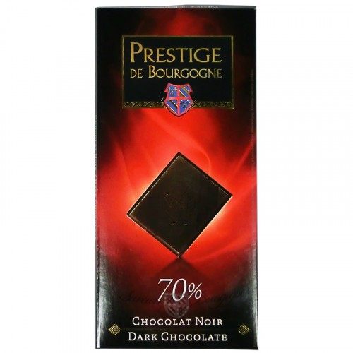 Tablette Chocolat Noir 70% 100g