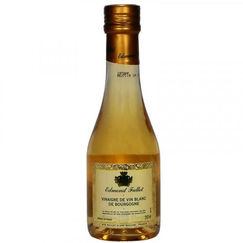 Vinaigre de vin blanc de Bourgogne 250ml Fallot