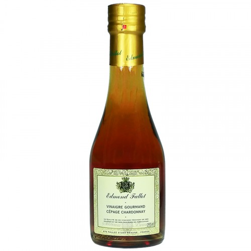 Vinaigre gourmand cépage Chardonnay 250ml Fallot