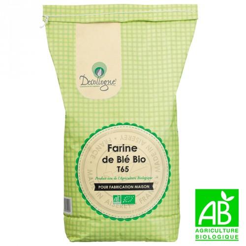 Organic flour T65 5Kg