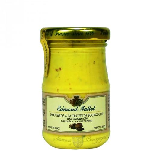 Burgundy Truffle mustard 100g Fallot