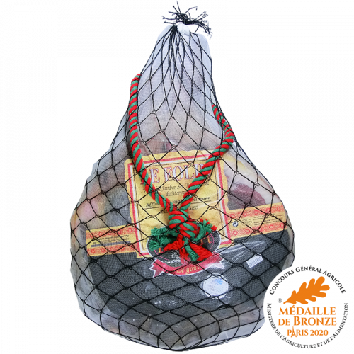 Dry Ham from Morvan 9 month avec bone 6kg