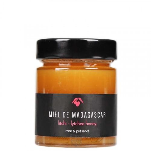 Miel de Litchi 170g - Miel de Madagascar