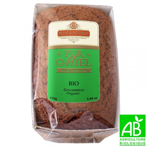 Honey spice bread from Burgundy 180g