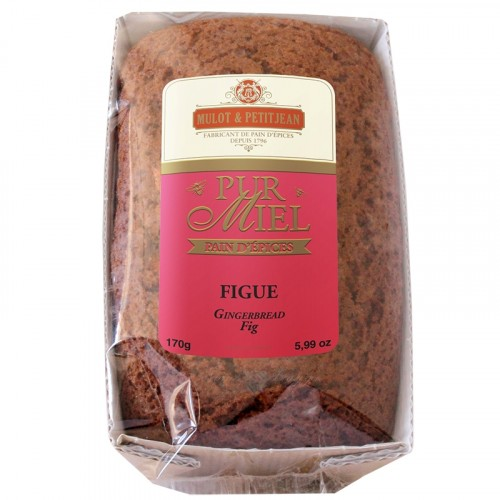 Gingerbread with figs 180g